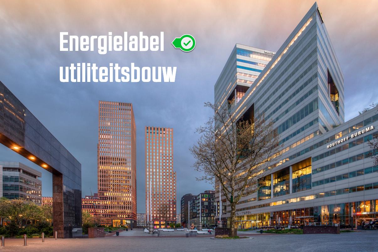 Energielabel Utiliteit Zuidas Kernwaarde Groen