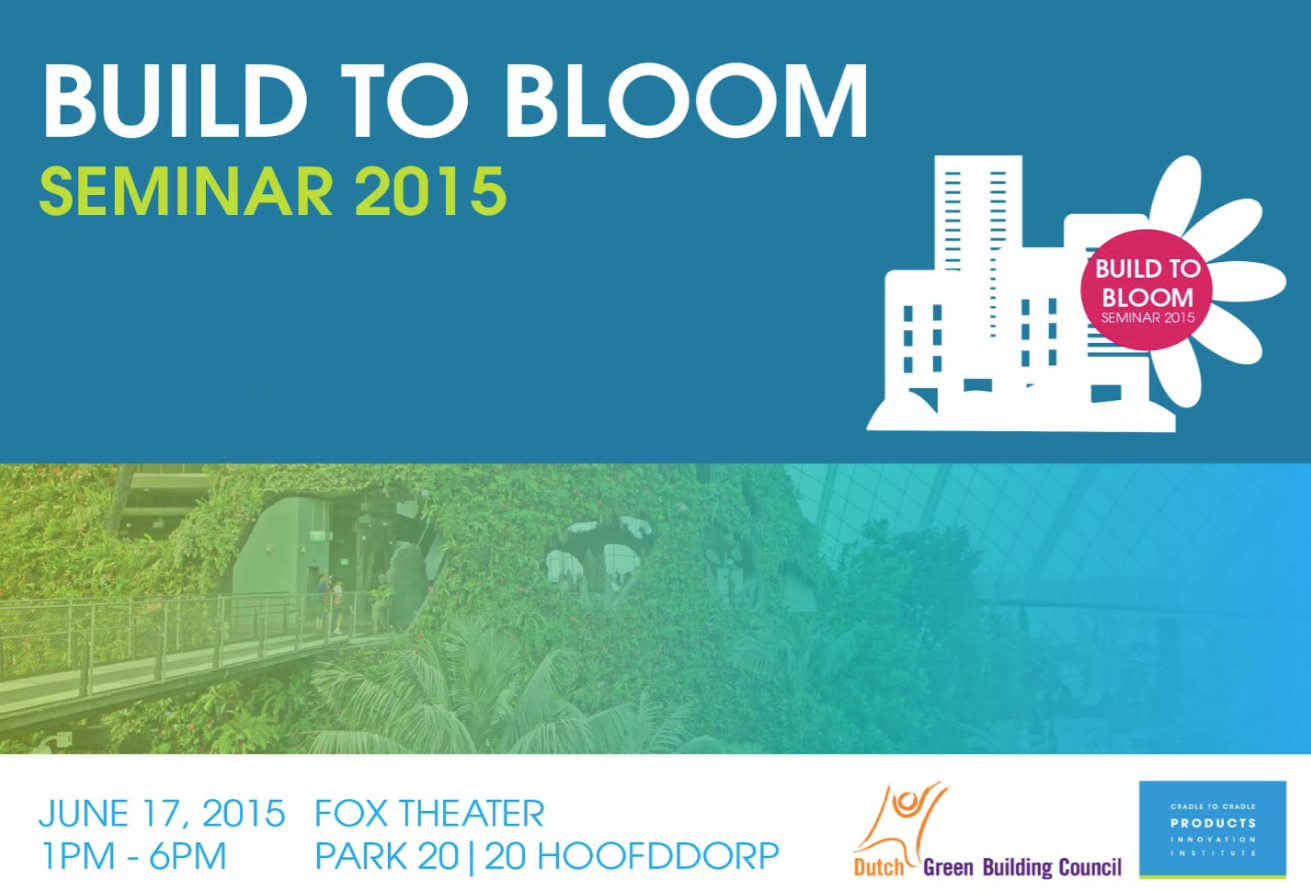 Build to bloom Seminar 2015