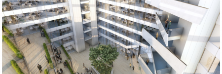 Gebouwautomatisering in de praktijk bij The Edge, het meest duurzame gebouw ter wereld