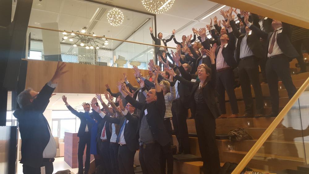 DGBC Congres Circulair Gebouwde Omgeving met Jan van Setten