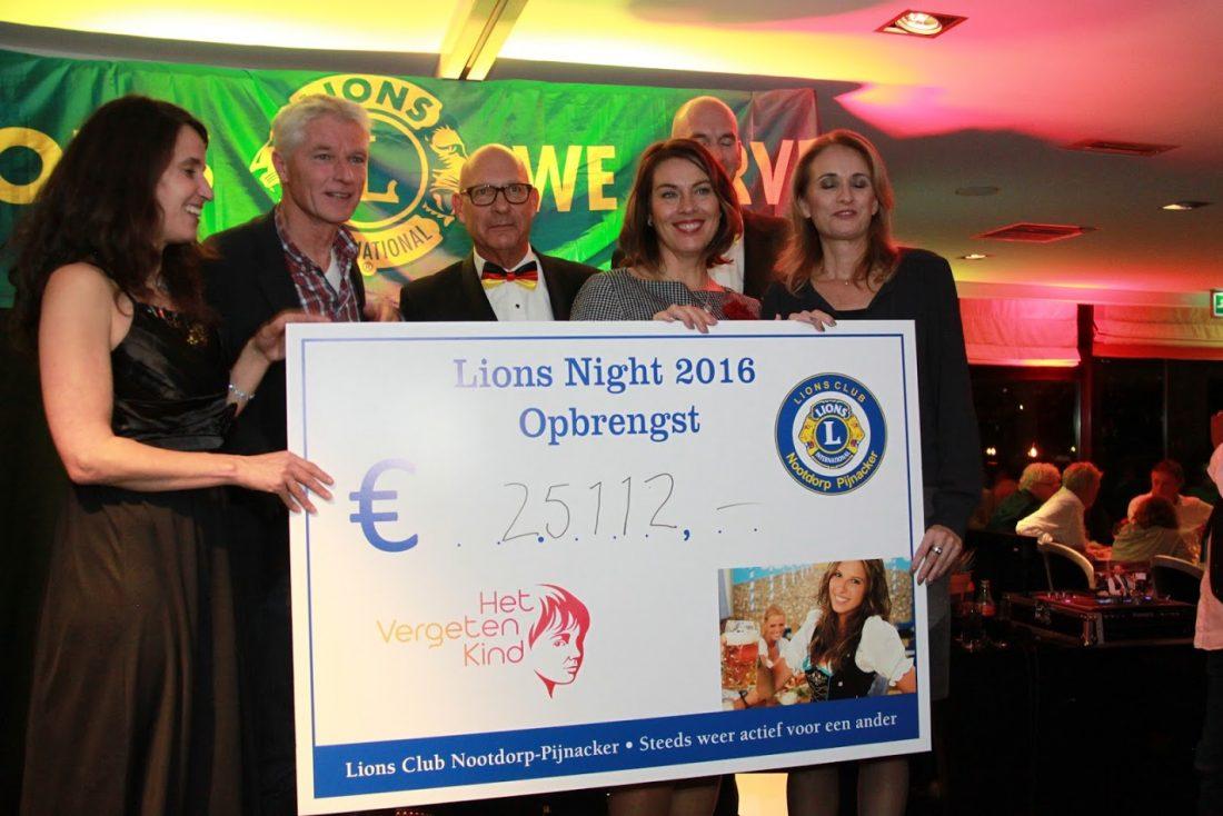 Lions Night Nootdorp