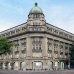 Hirsch gebouw Amsterdam