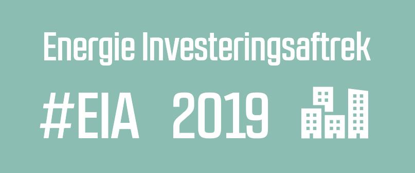 EIA Energie Investeringsaftrek 2019