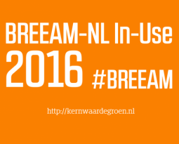 Nieuwe BRL BREEAM-NL In-Use is er !
