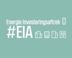 EIA ; Uw energiekosten omlaag en u betaalt minder belasting !