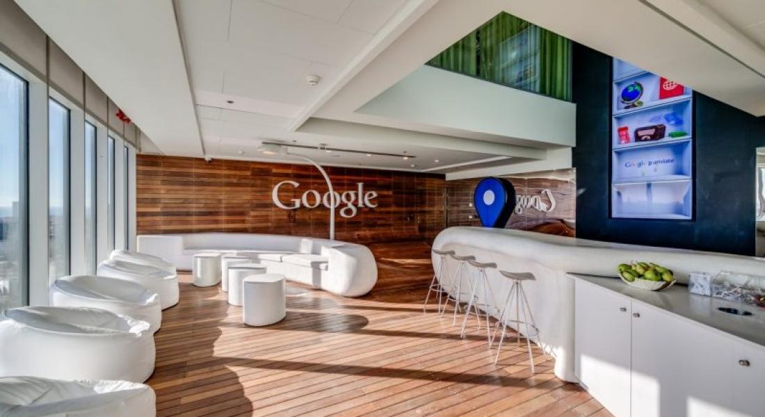 """Waarom loopt Google met """"gezonde gebouwen"""" zo ver vooruit op de markt?"""