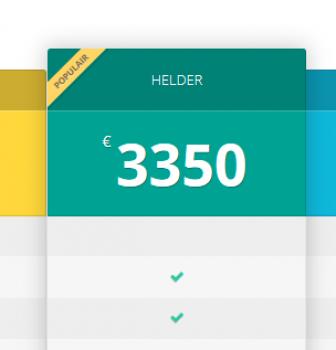 BREEAM-NL In-Use  Producten voor een vaste prijs !