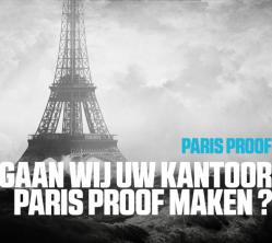 Gaan wij uw gebouw Paris Proof maken?