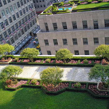 TishmanSpeyer Rockefeller Center Rooftop Gardens