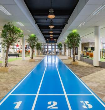 DGBW 2017: Gezondheid en productiviteit in kantoren