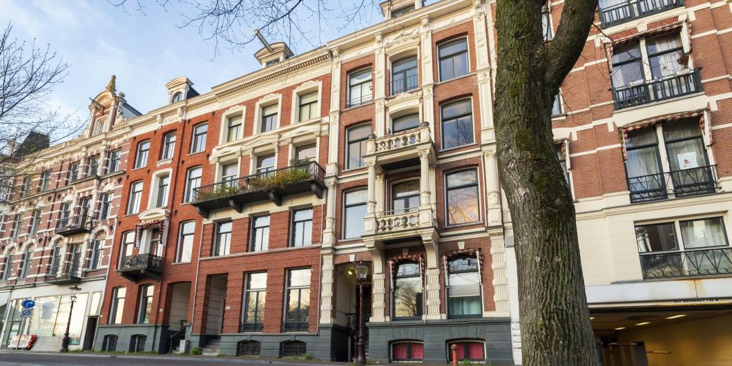 Herontwikkeling Amsterdam Leidsekade Kernwaarde Groen