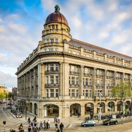 Hirsch gebouw